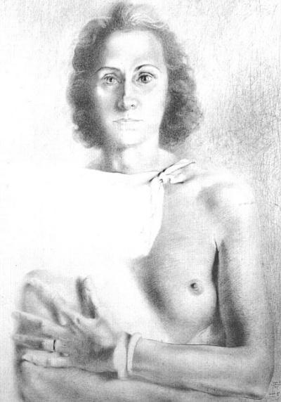 Портрет Галы