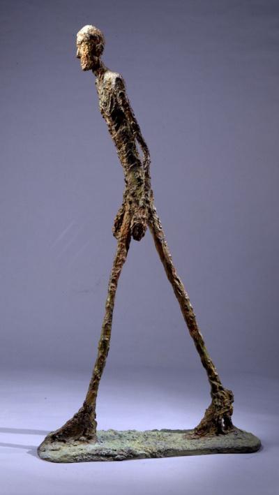 Walking man II