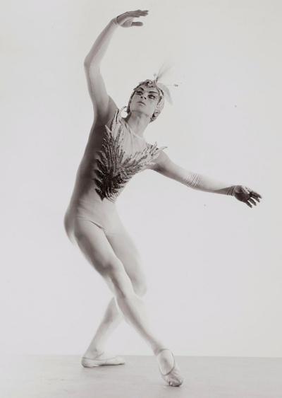 Rudolf Nureyev as Prince, the ballet Sleeping Beauty
