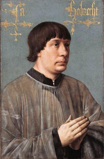 Portrait Of James Obrecht