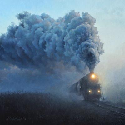 """Fog, steam, smoke ..."""