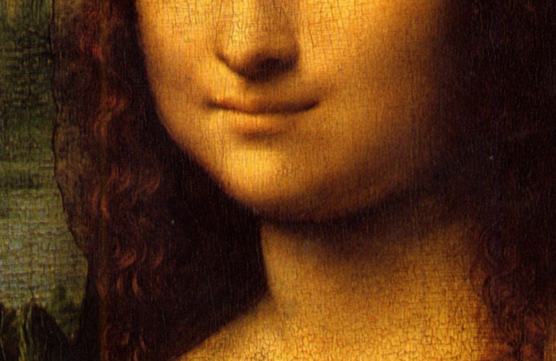 comments on mona lisa smile Most of the population of the planet is familiar the painting and the enigmatic smile some observers claim that the mona lisa's sweet smile becomes a sneer if one looks at her long enough, while others believe that the smile is hollow and sad.
