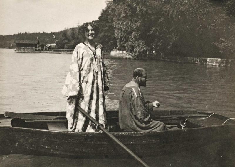 История любви в картинах: Густав Климт и Эмилия Флёге