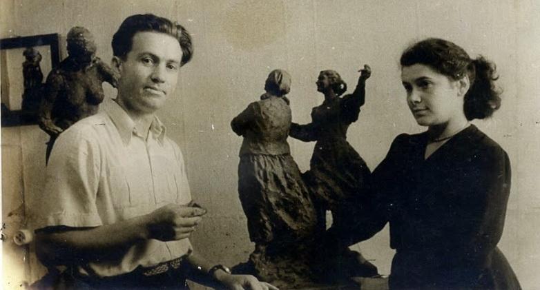 521387 Ольга Рапай – відома українська художниця-керамістка (фотогалерея)
