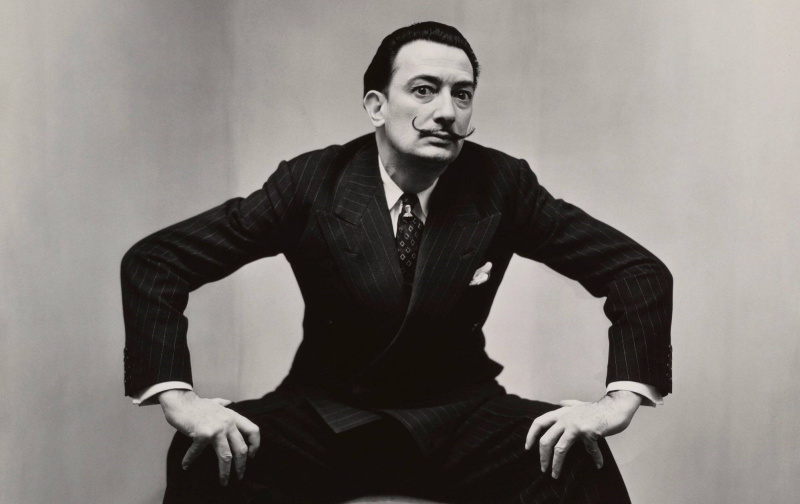 Ten lessons of successful self-promotion from Salvador Dali
