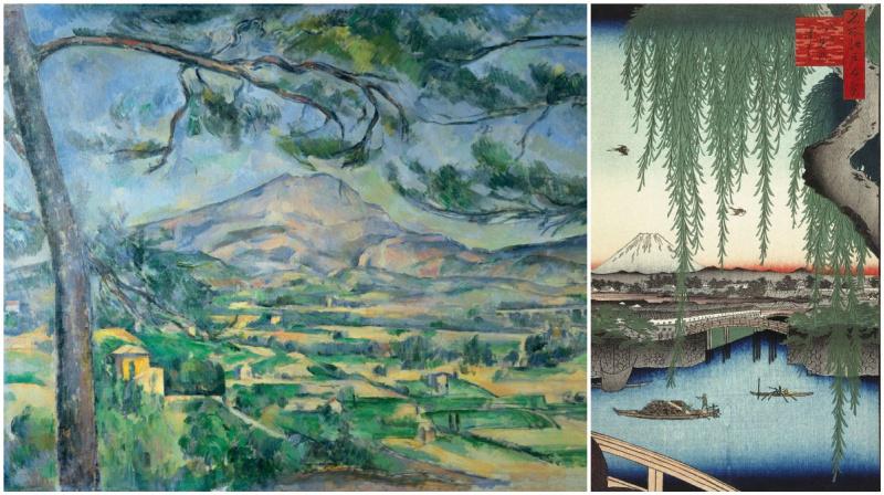 Вначале была Япония: как американский коммодор и ящик с гравюрами повлияли на рождение импрессионизма