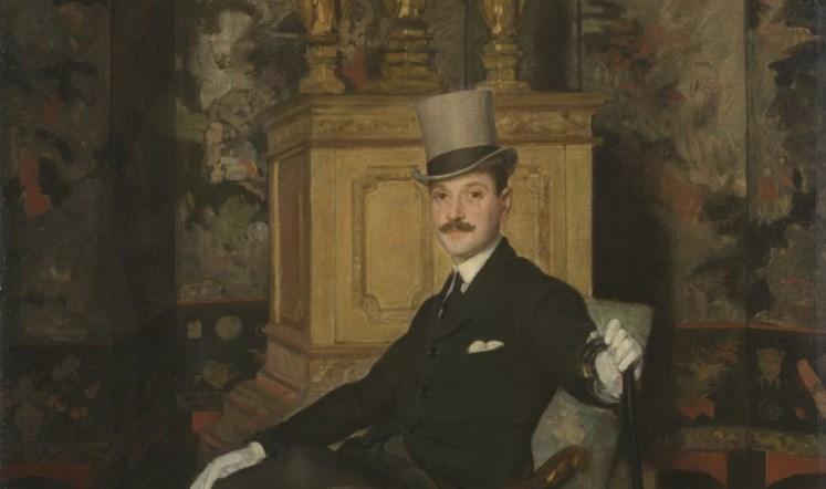 """Сомерсет Моэм и его коллекция картин: """"Исключительно для собственного удовольствия"""""""