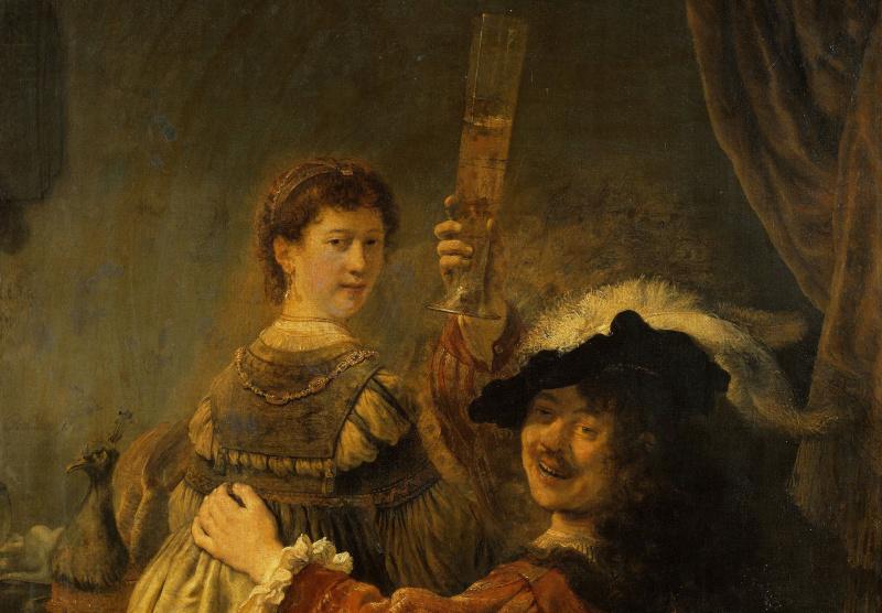 Рембрандт-коллекционер: богач, бедняк, чудак