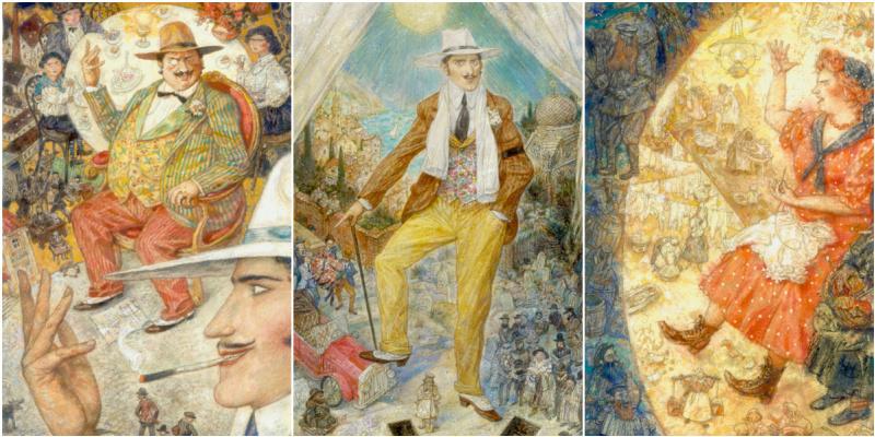 Антон Ломаев: «Работаю над теми книгами, для которых есть место на полке»