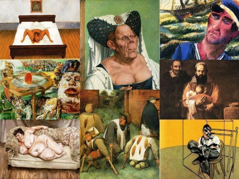 Scarry beautiful: top 10 ugly paintings that cost millions