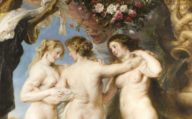 Видео Артхива. Женщины Рубенса: красота по-фламандски