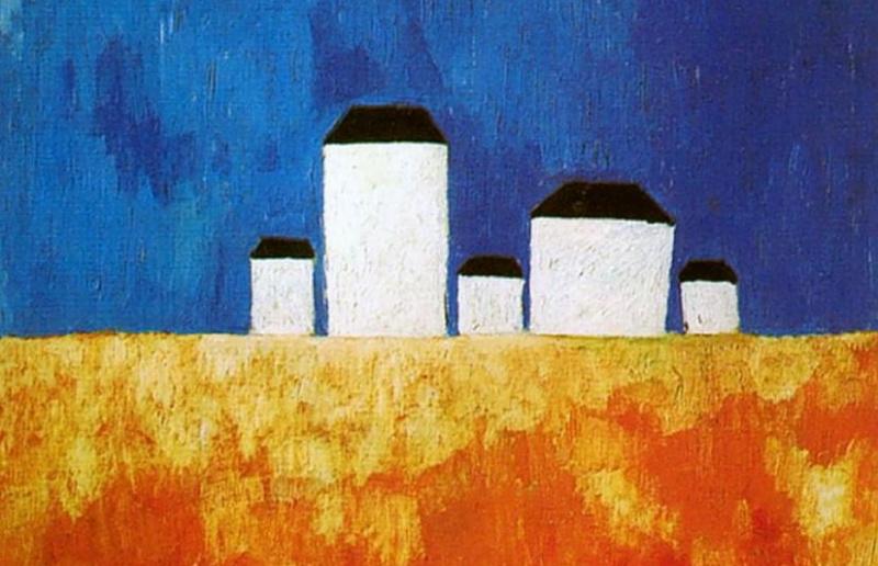 Малевич в цифрах: первый гонорар, последний «Квадрат», сколько дней Малевич провел в «Крестах» и во сколько обошлись его похороны