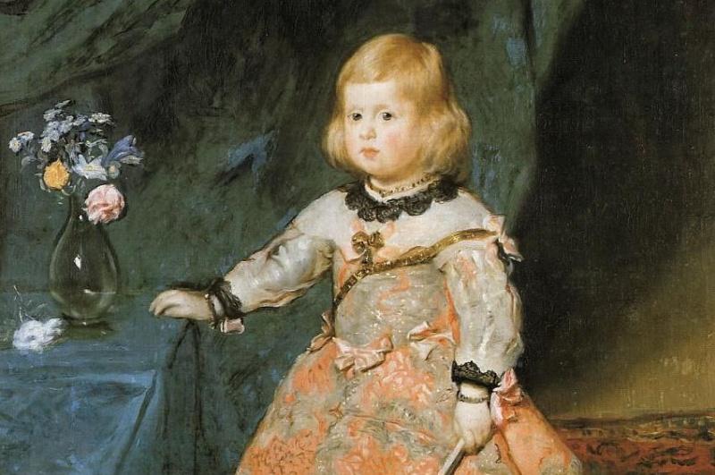 Видео Артхива: Тайны Мадридского двора. Инфанта Маргарита