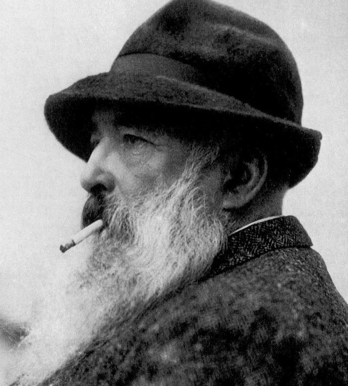Let them say: Claude Monet's  friends about what culinary specialist, singer, family man and  genius he was