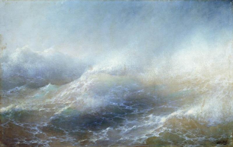Ivan Constantinovich Aivazovski. Sea view
