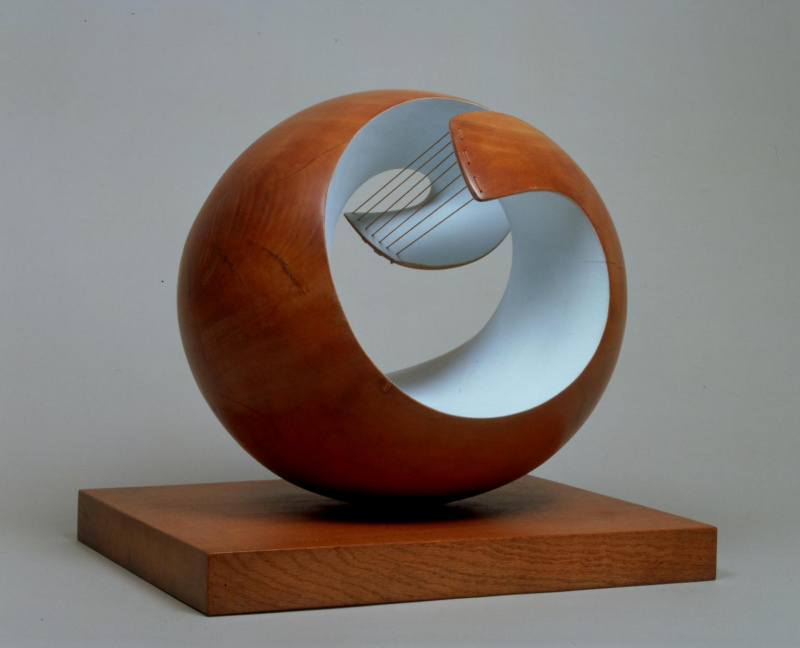 Barbara Hepworth. Sea