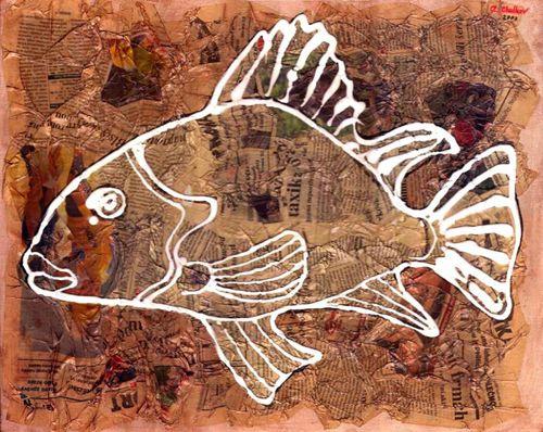 Alexander Chulkov. White fish