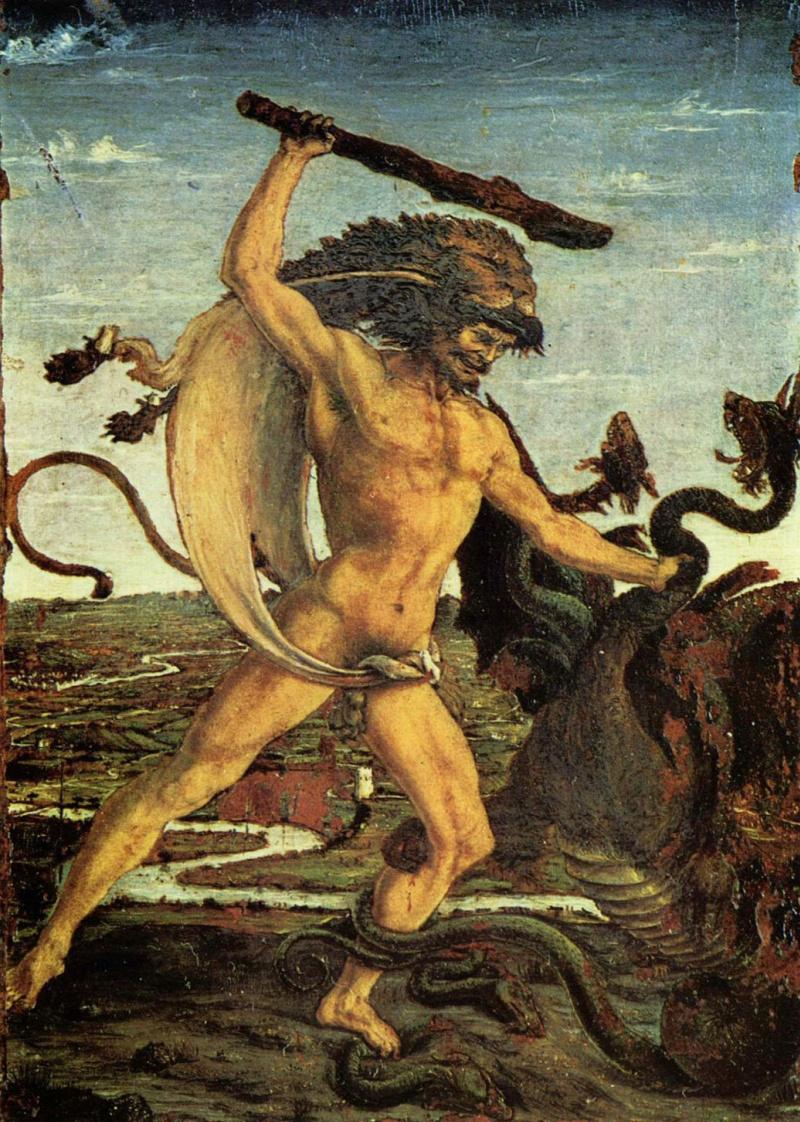 mythology essay over hercules