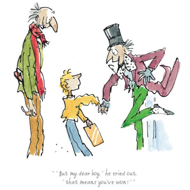 a literary analysis of the charlie and the chocolate factory by roald dahl