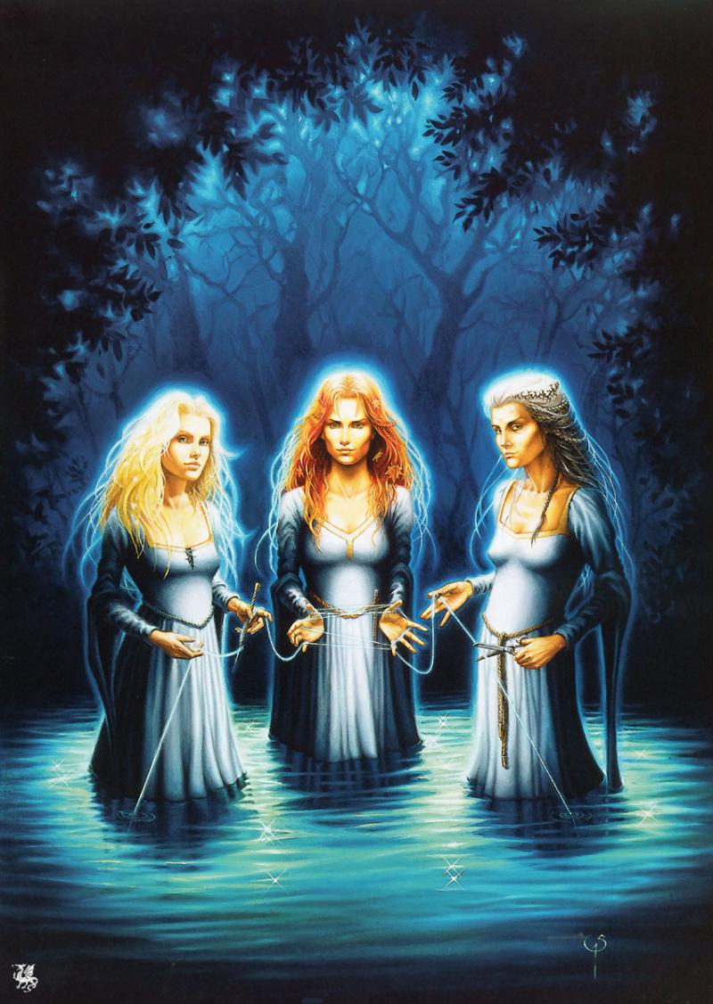 three goddess