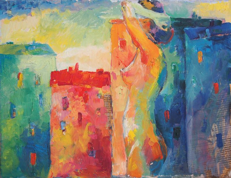 Olga Mashkina. Morning