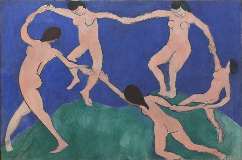 Henri Matisse. Dance (I)