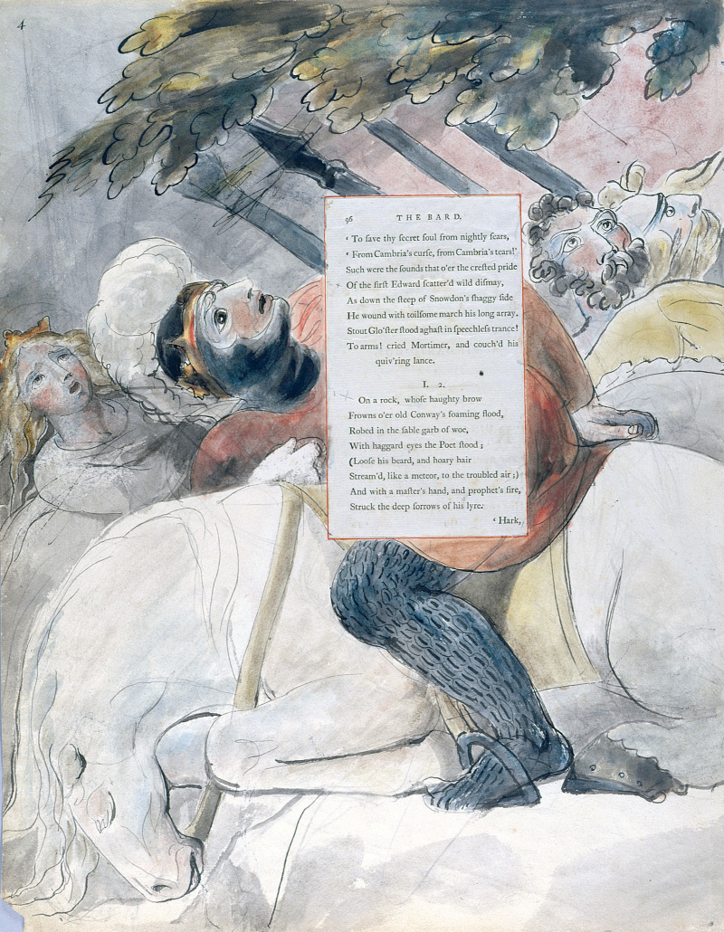 an analysis of the blakes phases and twelve poems Linda r ranieri west chester as with many of his poems, blake wants to impart a moral lesson here / and he knew that it was mine (11-12).