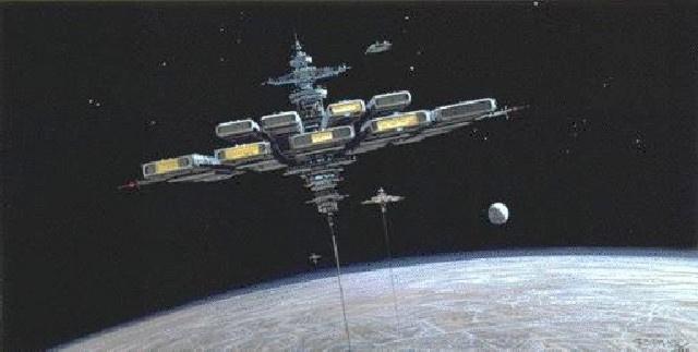 Ральф Маккуорри. Звездные войны 106