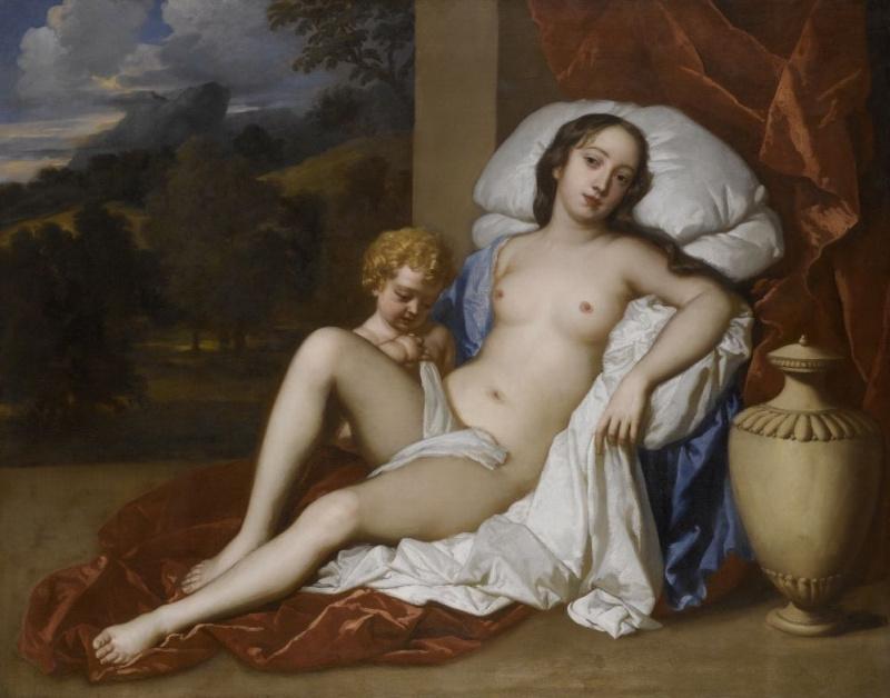 golie-portret-na-temu-zhivopis