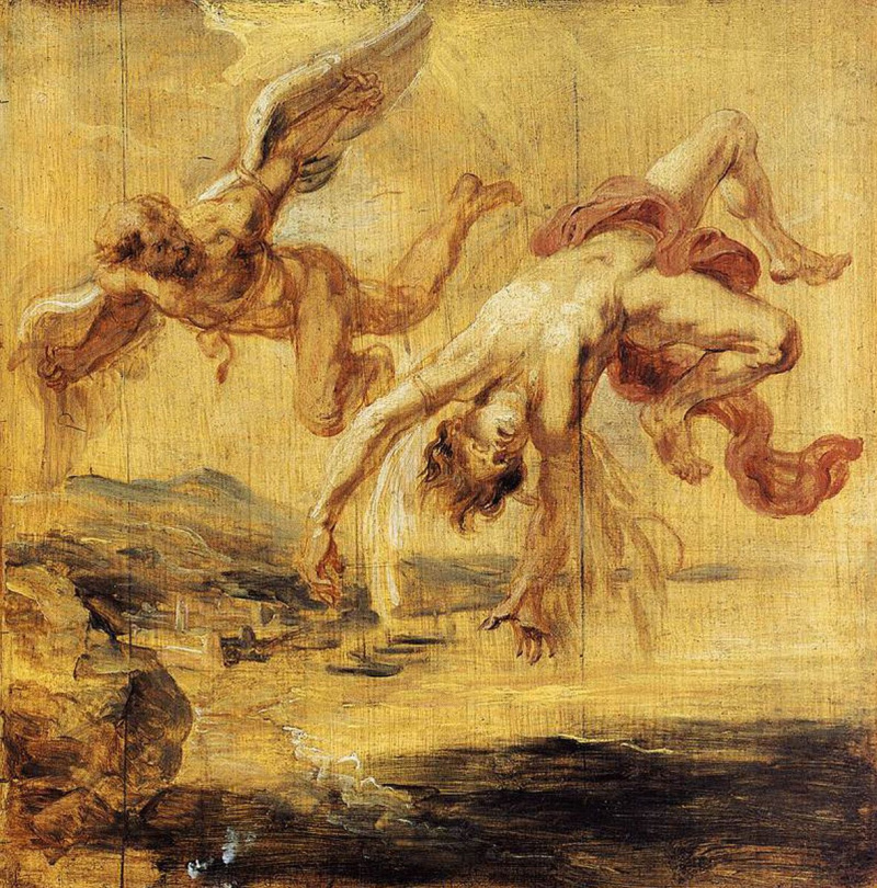 the use of icarus in mus e