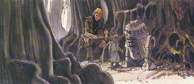 Ральф Маккуорри. Звездные войны 019