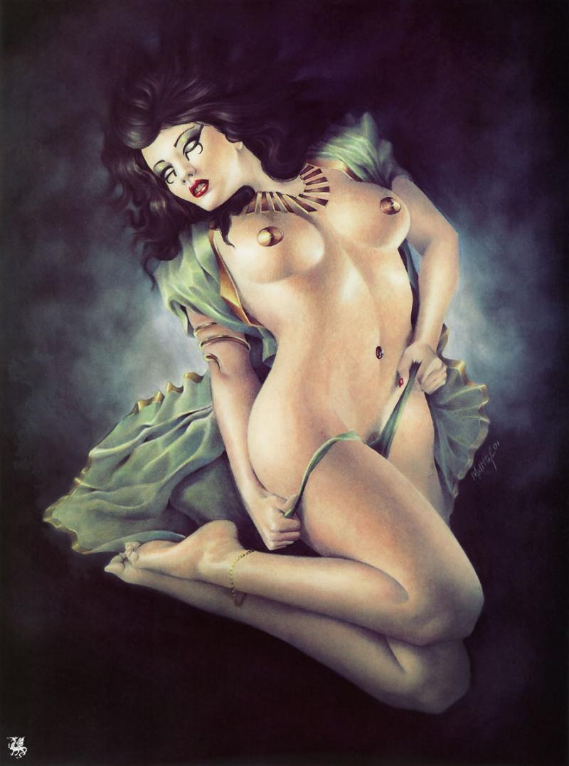 Free erotic artwork
