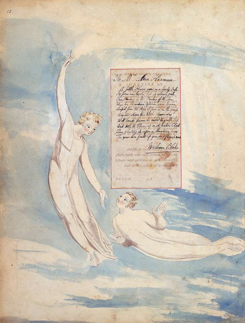 william blake the greatest failure in poetry The complete poems (penguin william blake was also an though i firmly support the general consensus that shakespeare is our greatest poet--the more.