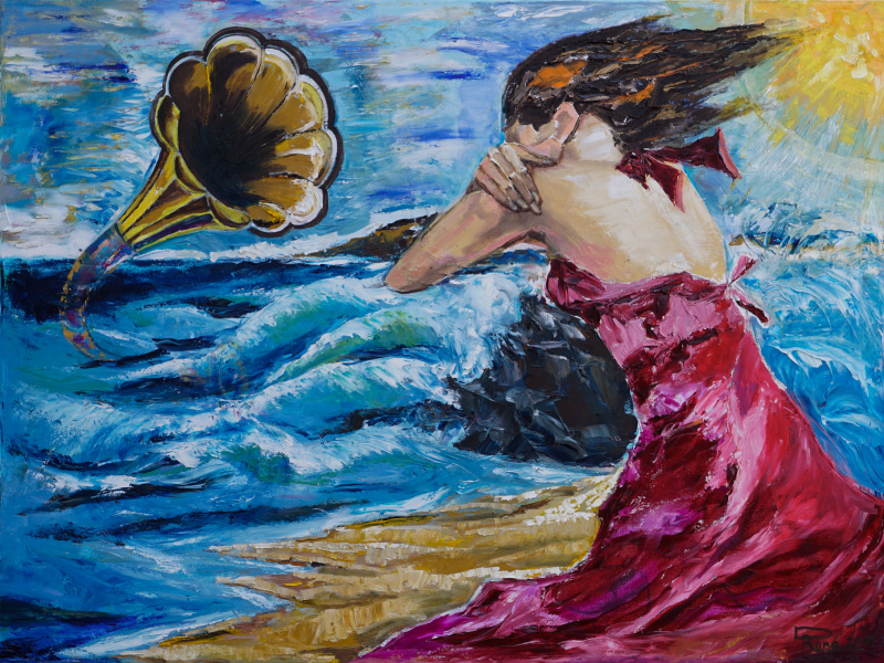 Rafael Haim Derchansky. Sound of Sea