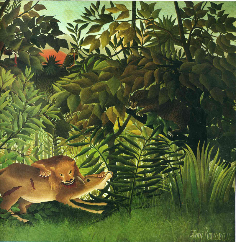 an analysis of the topic of the henri rousseau the dounier He international association of paper historians the earliest known form of.