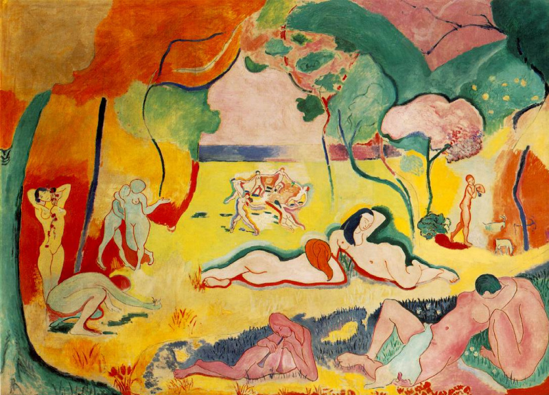 an analysis of the elements of fauvism in the green line by henri matisse Largest database of quality sample essays and research papers on formal analysis of henri matisse henri matisse and fauvism matisse the green line use.