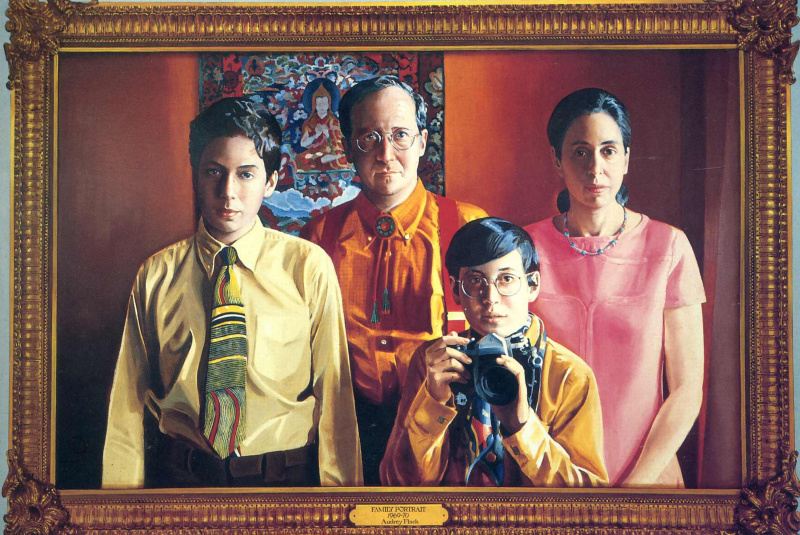 analytical piece family portrait