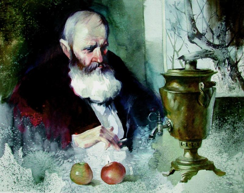Александр Карпан. Одиночество