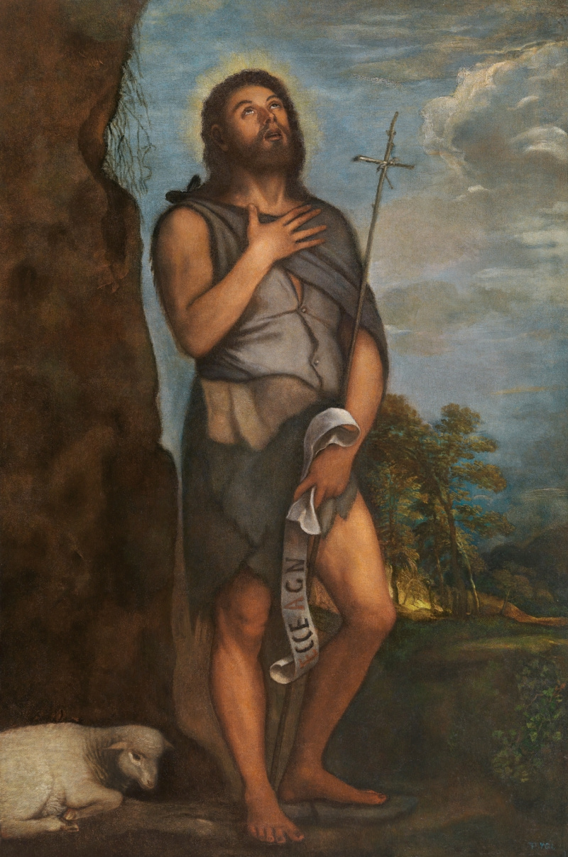 john the baptist essay What can we learn from the life of john the baptist how is understanding the life of john the baptist valuable to our spiritual growth.