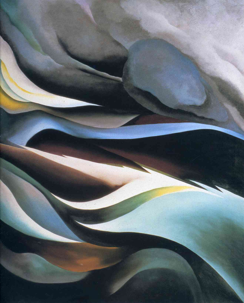 the life and work of georgia okeeffe The georgia o'keeffe museum in santa fe is the first museum in the united states dedicated to a female artist, and its research center sponsors significant fellowships for scholars of modern american art.