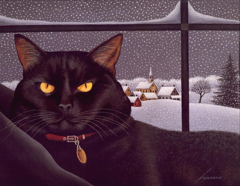 Лоуэлл Эрреро. Коты. Яеварь 94