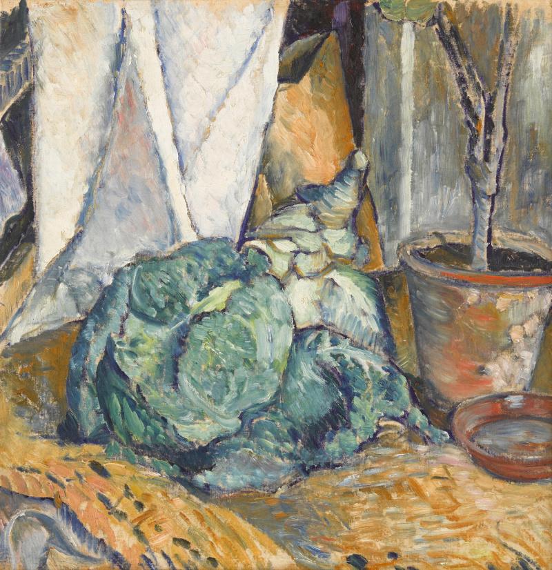 Картинки по запросу Still Life with Cabbage