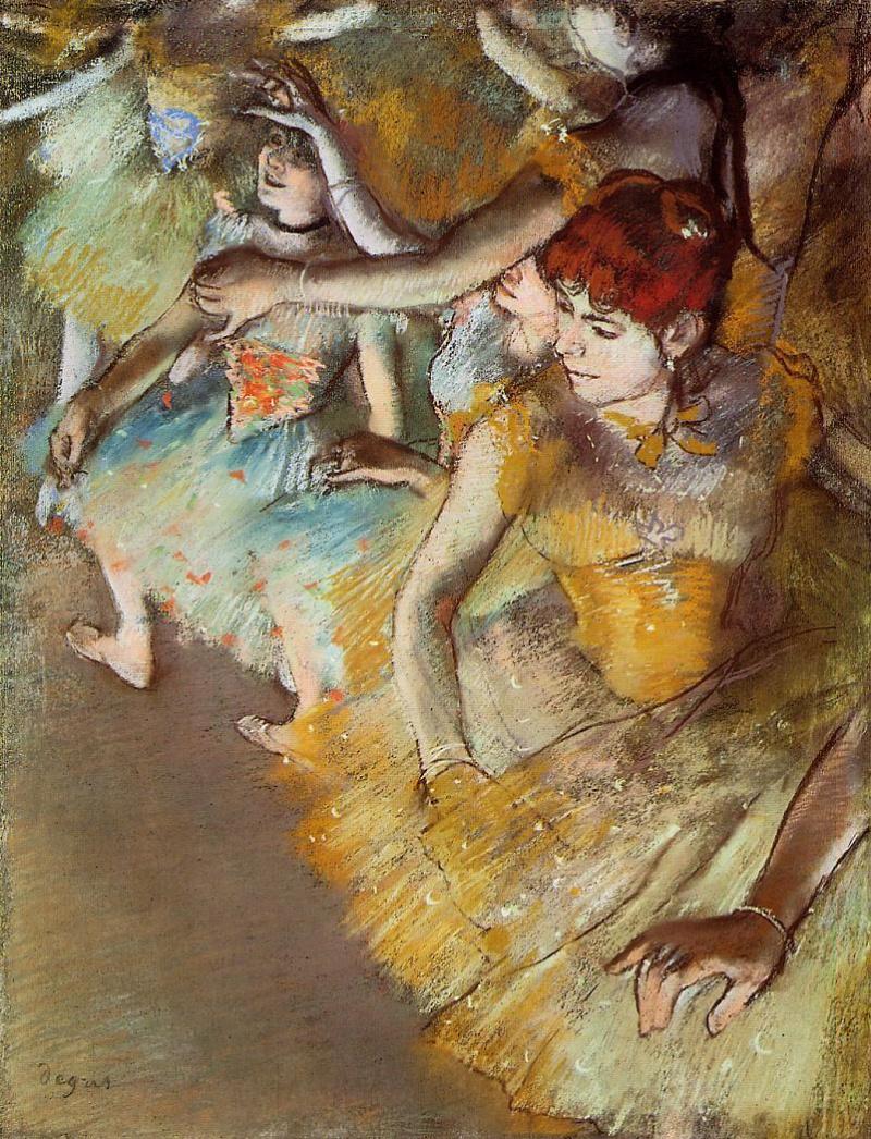 edgar degas has captured the human spirit in his famous artworks Buy edgar degas - dancer in front of a window - posters, posters by edgar degas as digital prints & canvas prints custom frames.