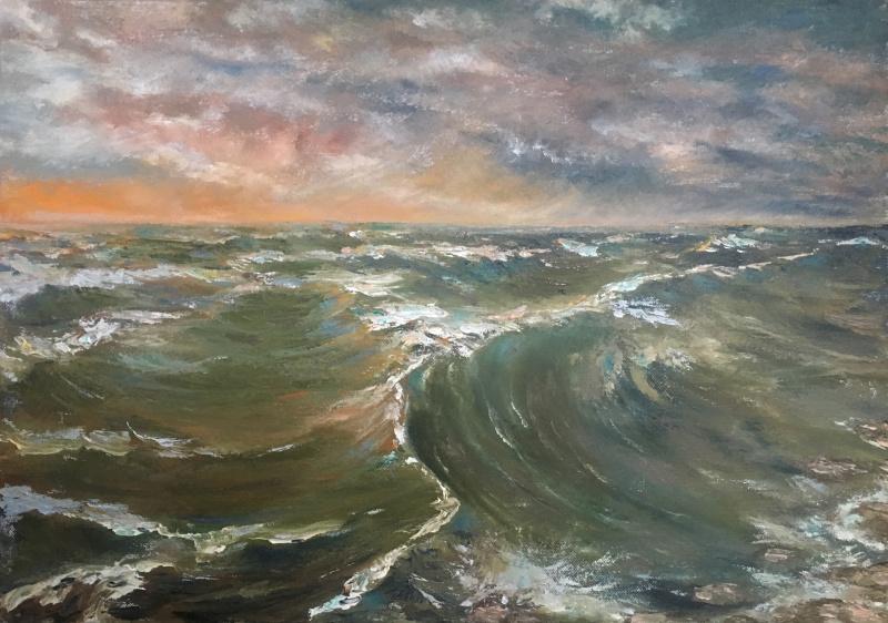 Альберт Сафиуллин. Волна