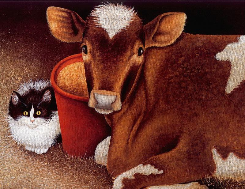 Lowell Herrero. Cats. May 95