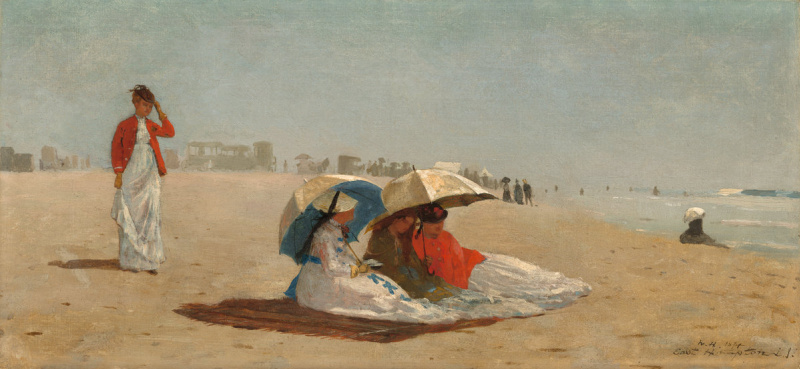 an introduction to the life and work by homer winslow and jules breton Winslow homer's transforming odyssey ist jules breton  lipped concerning his personal life and influences yet.