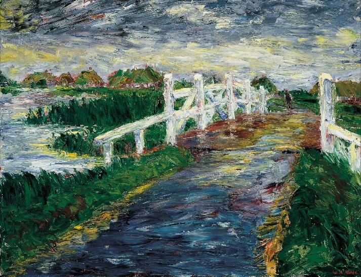 Эмиль Нольде. Мост