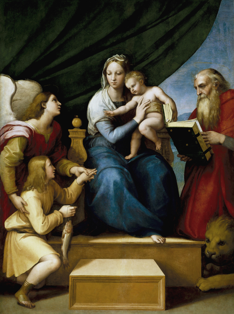 a biography of raphael an italian painter A biography of the sixteenth century italian painter known for such works as the sistine madonna, la belle jardinière, the school of athens, and triumph of galatea.