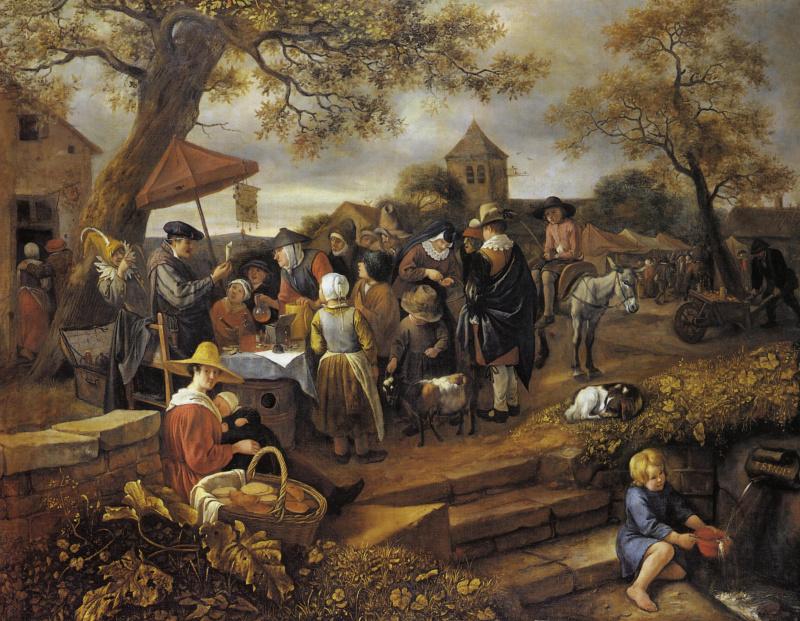 an analysis of genre art of the seventeenth century