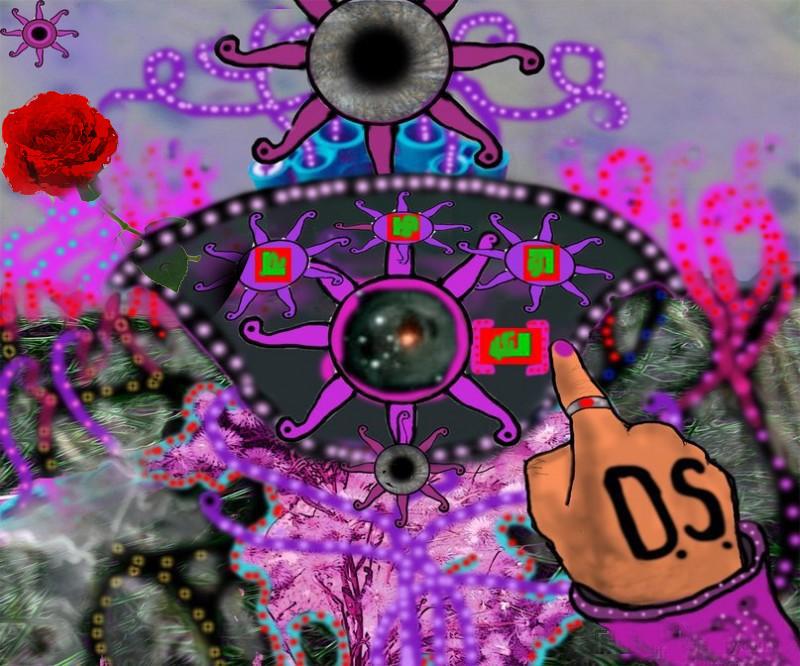 """Александр Татарников, DiezelSun, Diezel Sun. Духовное творчество. Уфолизм. """"Две основы/ сути в человеке – земная и инопланетная"""" 741662"""